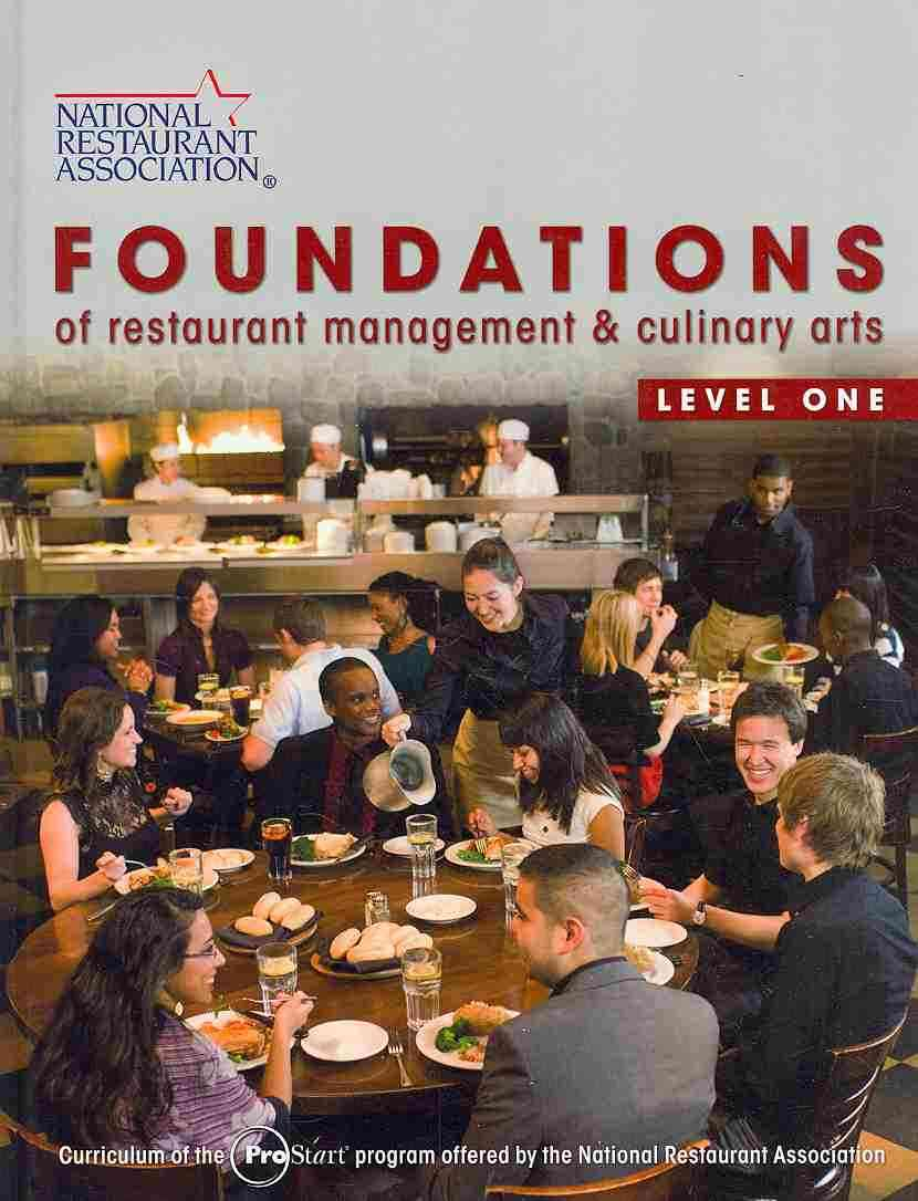 Foundations of Restaurant Management & Culinary Arts By Association Solutions National Restautan (COR)